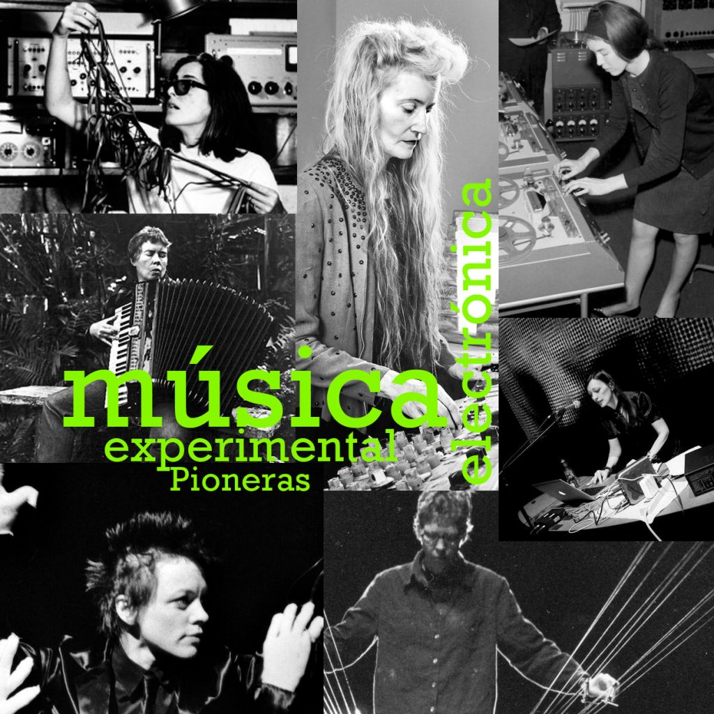 Pioneras de la música experimental